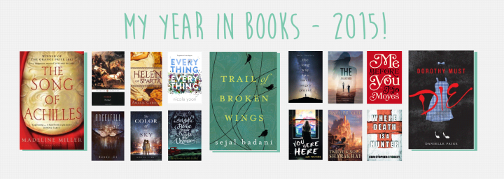 My Year in Books – 2015