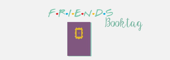 Friends Book Tag