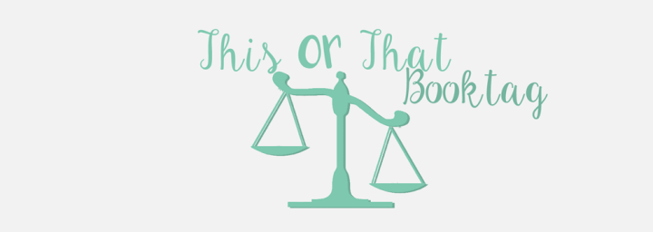 This or That – Book Tag