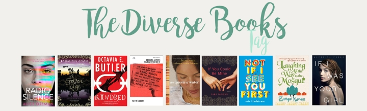 The Diverse Books Tag