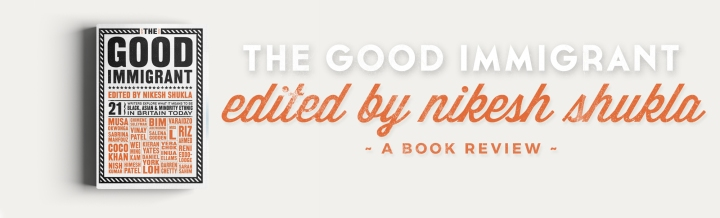 Book Review: The Good Immigrant