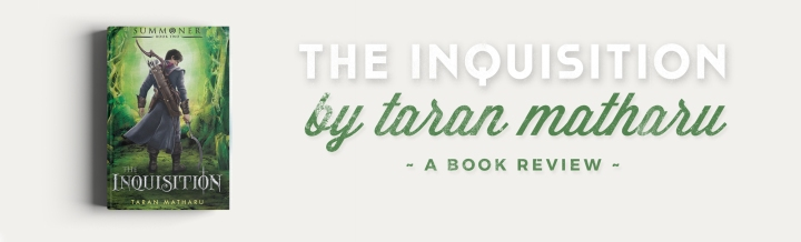 Book Review: TheInquisition