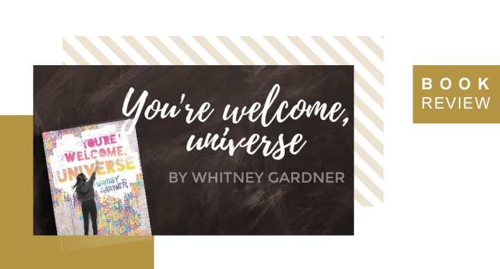 Book Review: You're Welcome, Universe