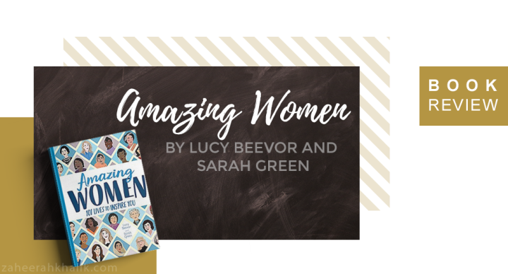 Book Review: Amazing Women