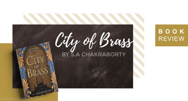 Book Review: The City of Brass