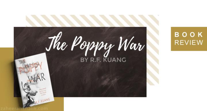 Book Review: The PoppyWar