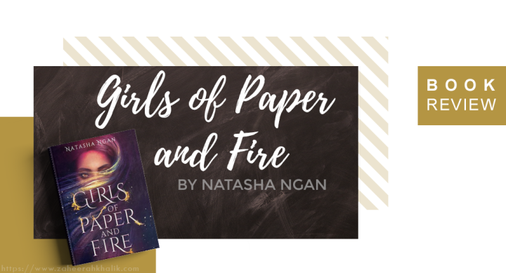 Review: Girls of Paper and Fire