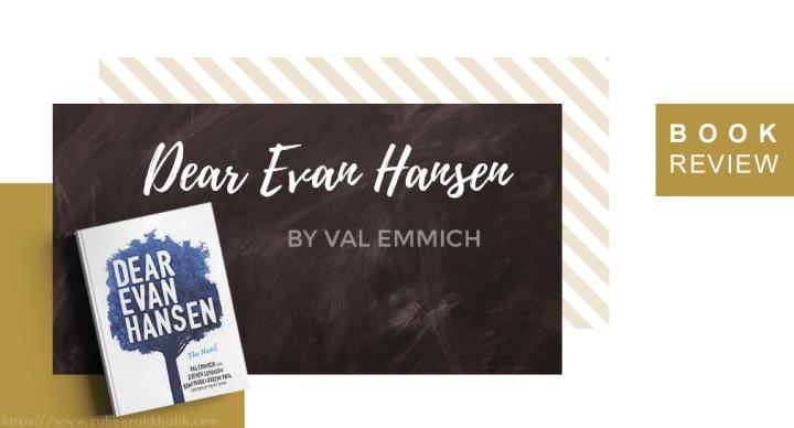 Review: Dear EvanHansen