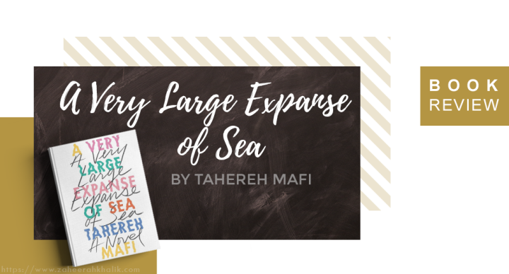 Review: A Very Large Expanse of Sea