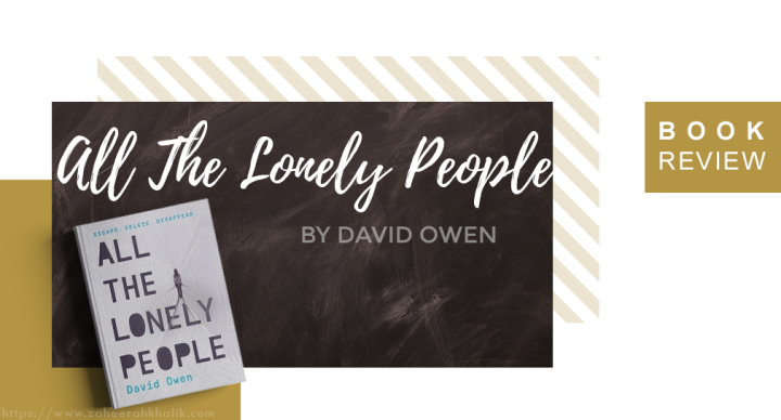 Review: All The Lonely People