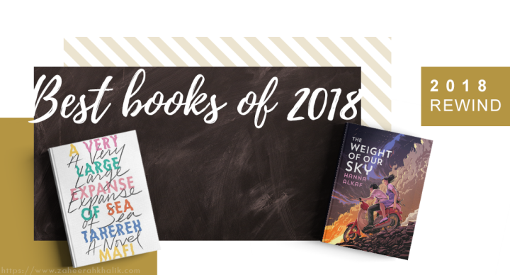 Best books I've read in 2018!