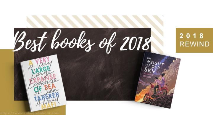 Best books I've read in2018!