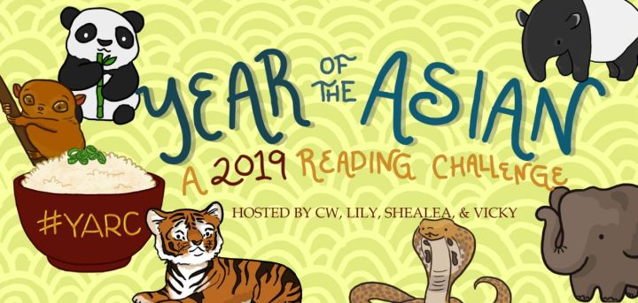 Year of the Asian Reading Challenge – Sign Up Post!#YARC2019