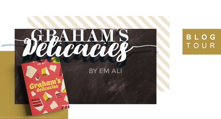 Blog Tour: Graham's Delicacies (+ INTL giveaway!)