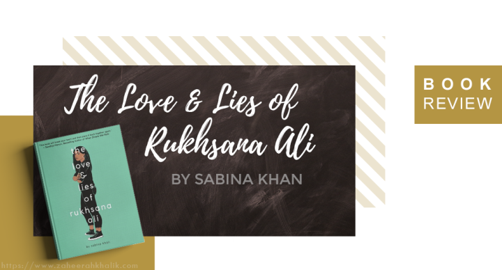Review: The Love and Lies of Rukhsana Ali