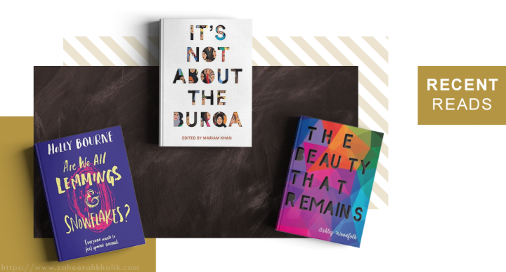 Mini Review: It's Not About The Burqa and More
