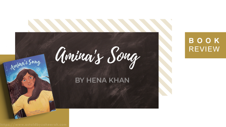 Review: Amina's Song