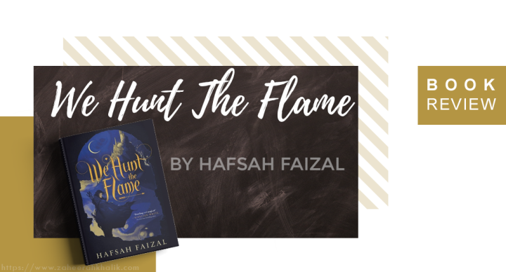 Review: We Hunt theFlame