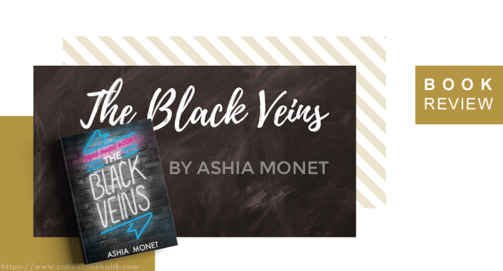 Review: The Black Veins (Dead Magic#1)