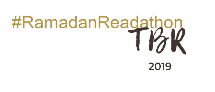 #RamadanReadathon 2019 TBR