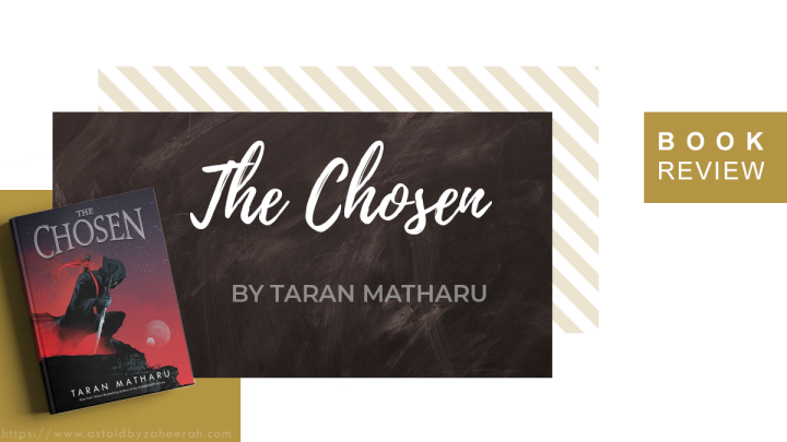 Review: The Chosen (Contender #1)