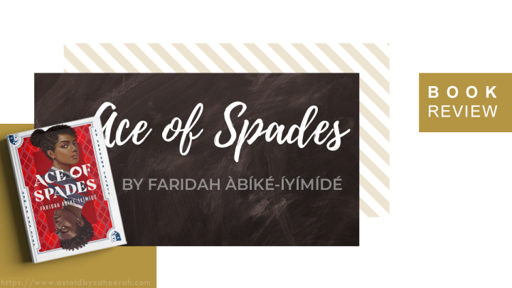 Review: Ace of Spades