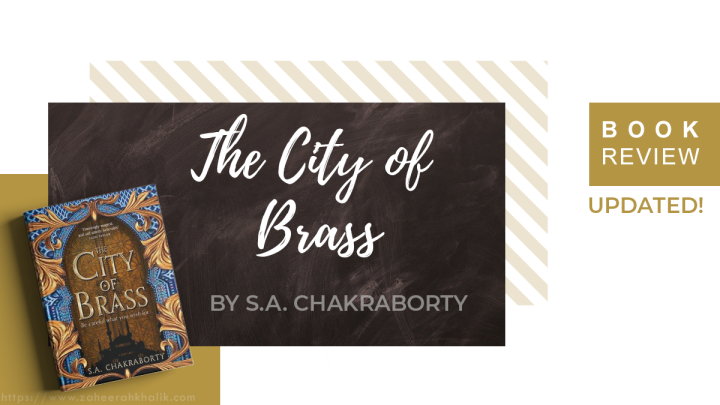 Book Review: The City of Brass *Updated*