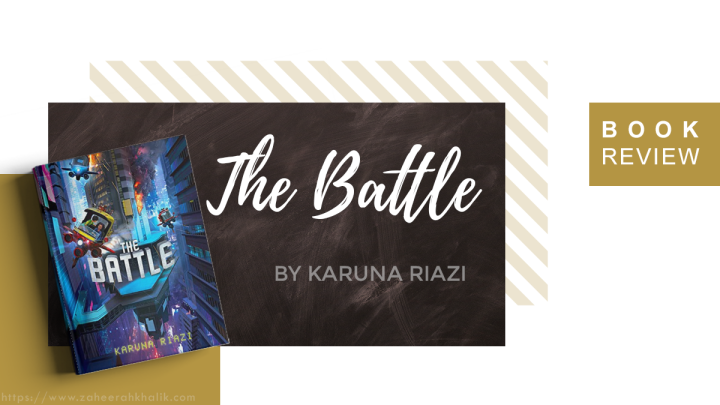 Review: The Battle (The Gauntlet #2)