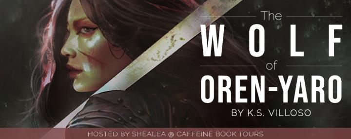 [Blog Tour] The Wolf of Oren-Yaro #HailTheBitchQueen