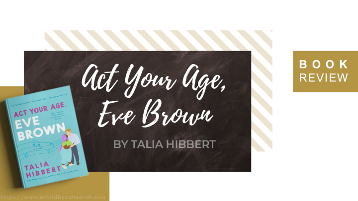 Review: Act Your Age, Eve Brown