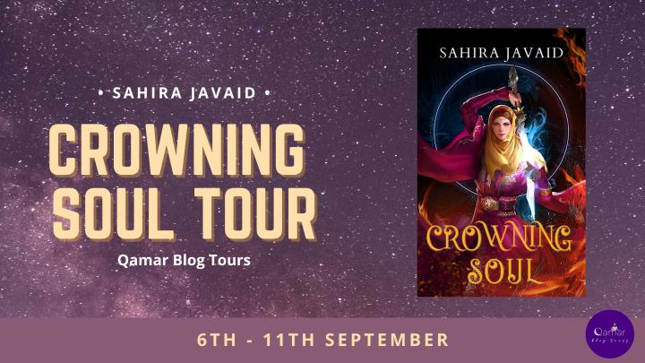 Crowning Soul – Blog Tour (w/ PC & Mobilewallpaper!)