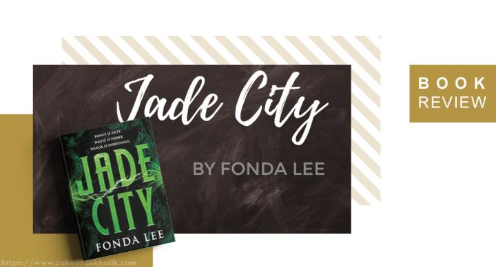 Review: Jade City