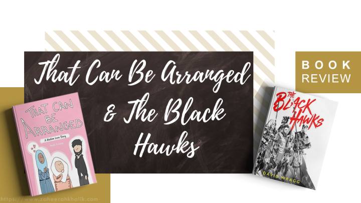 Double Review: That Can Be Arranged and The Black Hawks