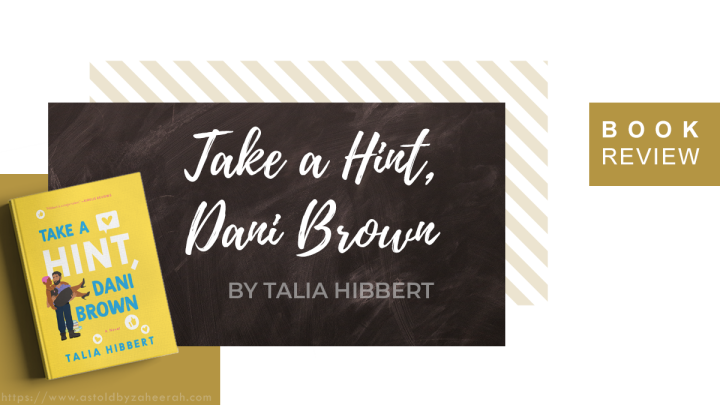 Review: Take a Hint, Dani Brown