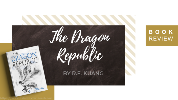 Review: The Dragon Republic (The Poppy War#2)