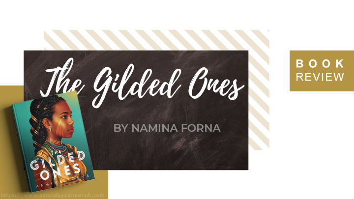 Review: The Gilded Ones (Deathless#1)