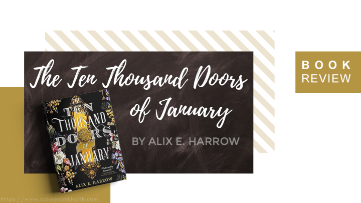 Review: The Ten Thousand Doors of January