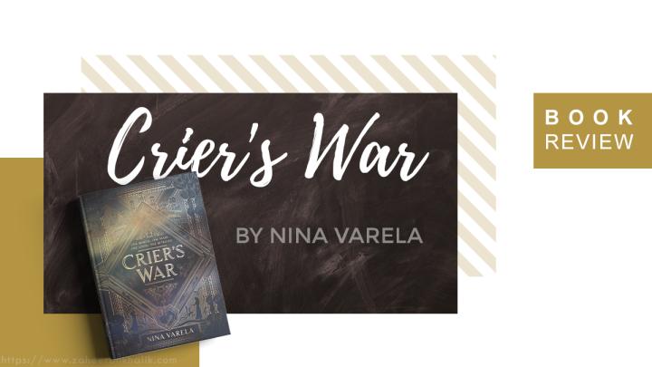 Review: Crier's War