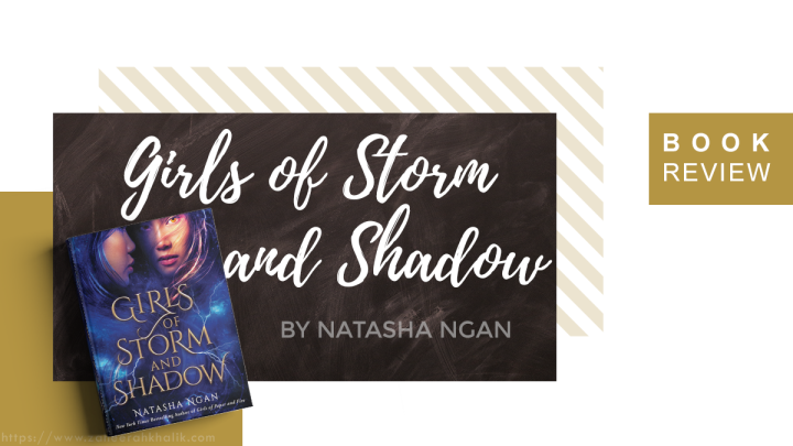 Review: Girls of Storm andShadow