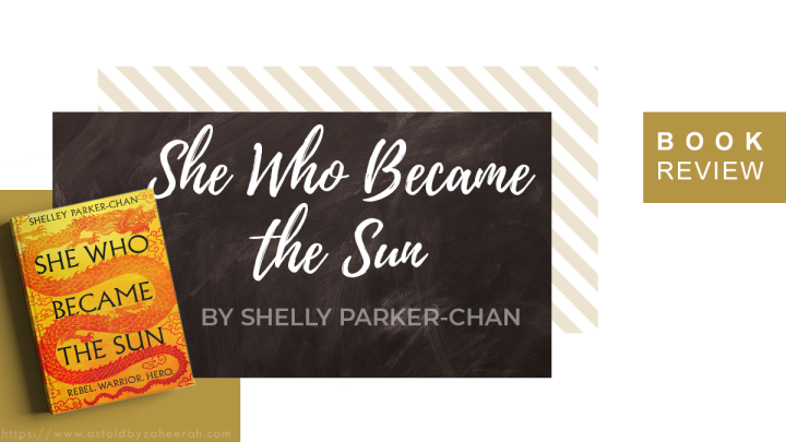 Review: She Who Became theSun