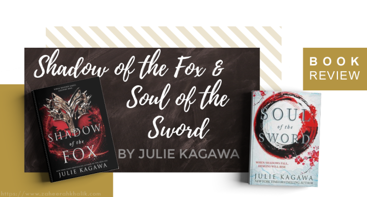 Double Review: Shadow of the Fox and Soul of the Sword
