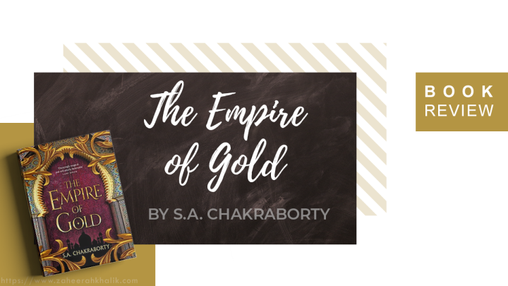 Review: The Empire of Gold