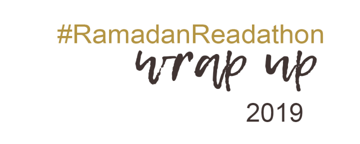 #RamadanReadathon 2019 Wrap Up!