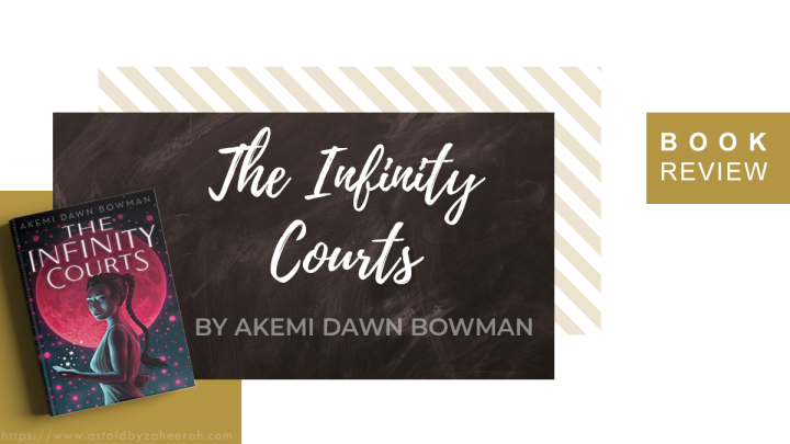 Review: The Infinity Courts