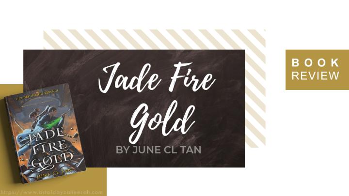 Review: Jade FireGold